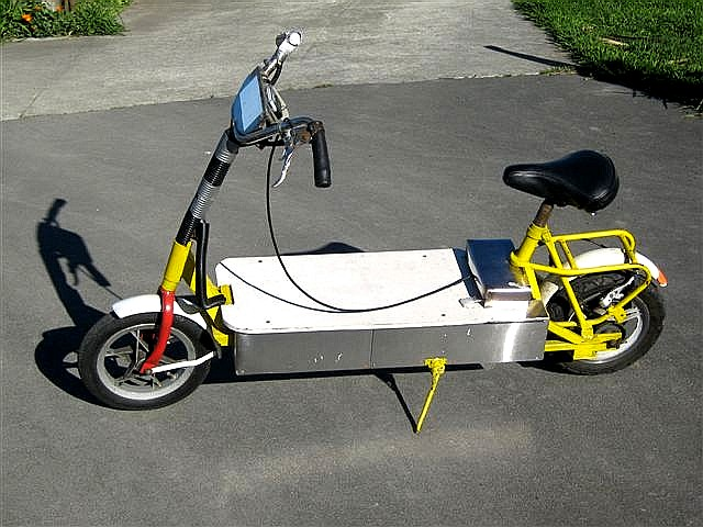 How to Build a Gas Scooter - Buzzle Web Portal: Intelligent Life