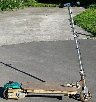 110w electric scooter